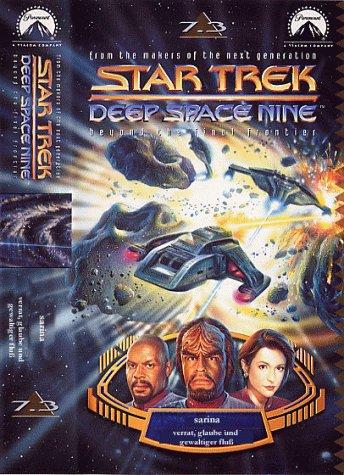 Star Trek - Deep Space Nine 7.3: Sarina/Verrat, Glaube und gewaltiger Fluß