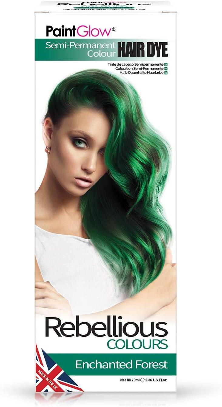 Paintglow - Rebellious Colours - Tinte de Pelo Semi ...