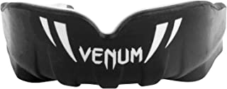 Venum Challenger Kids Mouthguard, Black/White, One Size