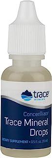 ConcenTrace Trace Mineral Drops Trace Minerals 1/2 oz Liquid