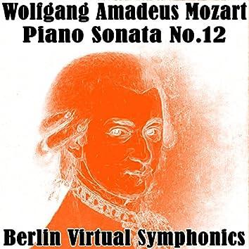 Wolfgang Amadeus Mozart Piano Sonata No.12