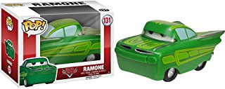 Funko Ramone (Target Exclusive) POP! Disney x Cars Vinyl Figure + 1 Free Classic Disney Trading Card Bundle (06268)