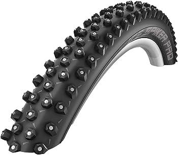 SCHWALBE - Ice Spiker Pro Studded Winter Folding Clincher Bike Tire