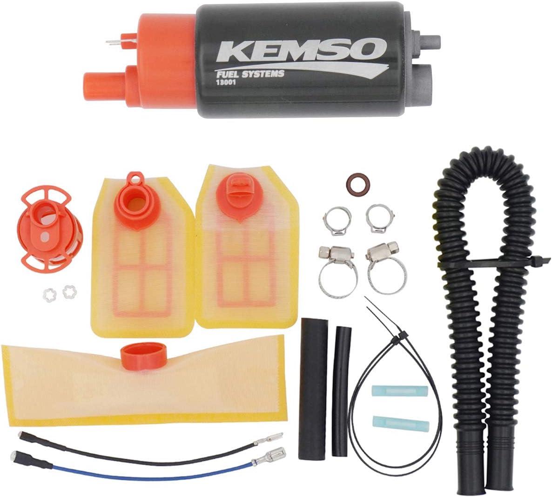 Ranking TOP8 KEMSO Intank Fuel Pump Max 58% OFF for Aprilia SXV 450 RXV Repl 2006-2009