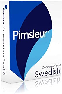 Pimsleur Swedish Conversational Course - Level 1 Lessons 1-16 CD: Learn to Speak and Understand Swedish with Pimsleur Language Programs (1)