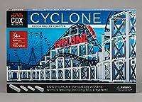 LEGO互換 サイクロンローラーコースター/ CDX Blocks The Cyclone Roller Coaster Toy (日本未発売 USAより直輸入)