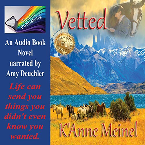 Vetted Audiobook By K'Anne Meinel cover art