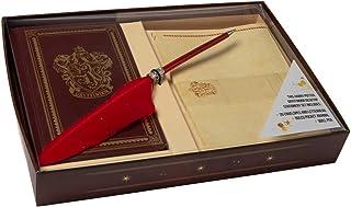 Harry Potter: Gryffindor Desktop Stationery Set (With Pen)