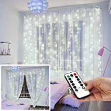 Best sheer curtain with led lights Reviews