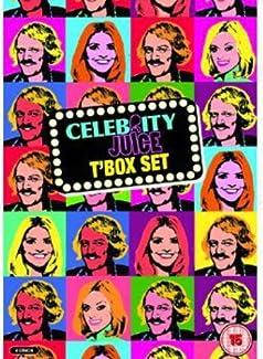 Celebrity Juice - T'Box Set