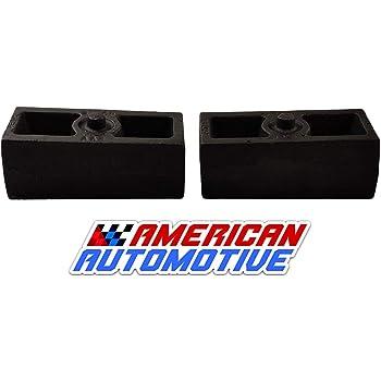 """For 1995-2020 Toyota Tacoma Tundra 4X2 4X4 2/"""" Rear Tapered Blocks Lift Kit"""