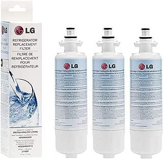 LG LT700P Refrigerator Water Filter, ADQ36006101, ADQ36006102, 3-Pack