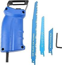 Juego de adaptadores portátiles para sierras recíprocas, accesorios para herramientas eléctricas cambiado taladro eléctrico en sierra recíproca partes eléctricas para transportar
