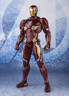Bandai Pack Accesorios para Figura Iron Man MK50. Vengadores: Endgame. S.H. Figuarts