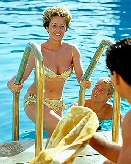OnlyClassics Vera Miles Stunning Bikini Swimsuit Beauty 8X10 Photo Smiling Pinup Cheesecake