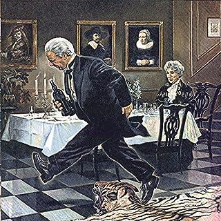 IHR - Servetten - Dinner for One - De 90e Verjaardag / Miss Sophie / James