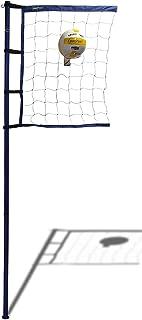 comprar comparacion SunSport Kit - Juego de postes para voleibol ( playa ) , color azul