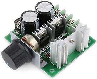 ARCELI 6V 12V 24V Digital Display LED DC Motor Speed Controller PWM Stepless Speed Control Switch HHO Driver