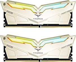 TEAMGROUP T-Force Night Hawk Legend RGB 3600MHz 32GB Kit...