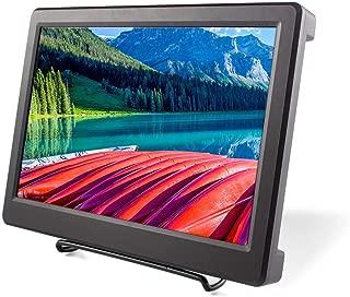 ELECROW 2K Portable Monitor 10.1 Inch IPS Display 2560x1600 Resolution with HDMI DP Port Build-in Speakers VESA Mount for PS3 PS4 WiiU Xbox 360 Raspberry Pi B+/2B/3B Windows 7/8/10