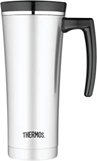 Best thermos stainless steel vacuum insulated lidded tumbler 16oz Reviews