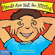 Hands Are Not for Hitting (Board Book) (Best Behavior Series) PDF