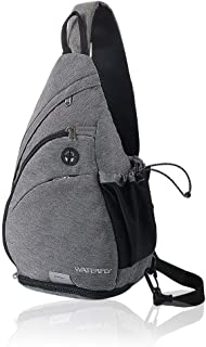 Sling Backpack Sling Bag Small Crossbody Daypack Casual Backpack Chest Bag Rucksack