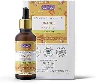 BONSOUL Orange Pure Essential Oil - 10 ml