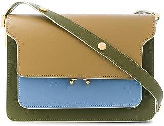 Luxury Fashion | Marni Womens SBMPN09U49LV520Z274I Green Shoulder Bag |