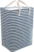 CHARMDI Laundry Hamper, Large Capacity 72L Clothes Hamper Collapsible Laundry Basket with Extended Handles Dirty Slim Hamp...
