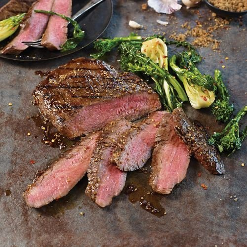 Omaha Steaks 4 (20 oz.) Beef Flank Steaks
