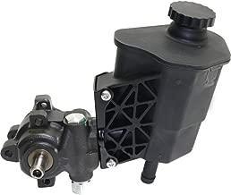 Power Steering Pump compatible with 2003-2007 Dodge Ram 2500 w/reservoir