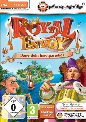 Royal Envoy: Baue dein Inselparadies