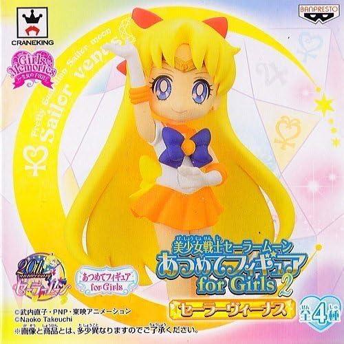 Die Zahlen fur die Girls2 gesammelt Sailor Moon [C. Sailor Venus] (single)