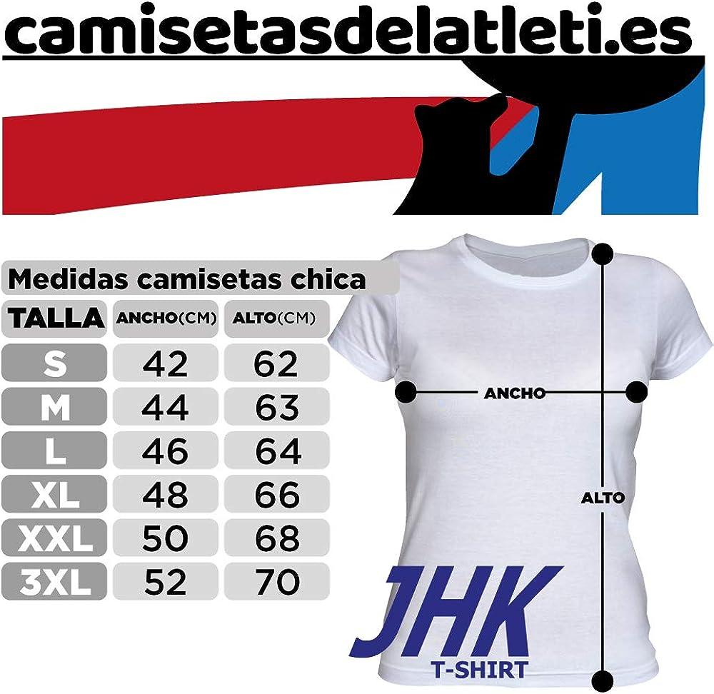 Camiseta Chica Cholo GANA Camisetas Colchoneras Rojibalncas ...