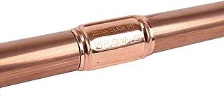 Flowflex B270.40 Click Fix, Burst Pipe Soldered Repair Patch, Set of 5 Pieces, Copper/Brass, 22mm