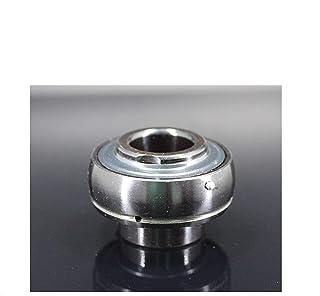 LBWNB UC210T Rodamientos de bolas de tornillo de alta temperatura 50 x 90 x 51,6 mm 500 grados Celsius Set rodamientos de ...