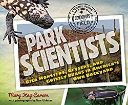 science books for middle grade scientists in the field series