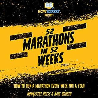 52 Marathons in 52 Weeks cover art