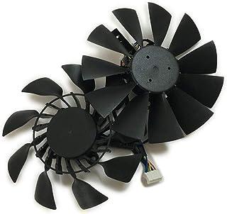 FD10015H12S 95mm DC 12V 0.55A 2pcs/セット ASUS用 GTX 970 GTX980 R9 290X 280X 390X GTX770 GTX780 GTX780Ti GPU VGA オルタナティブ PCパーツ...