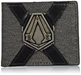 Assassin's Creed - Portafoglio con placca in Metallo
