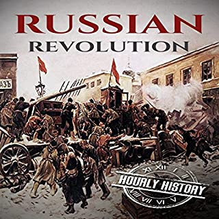 Russian Revolution audiobook cover art