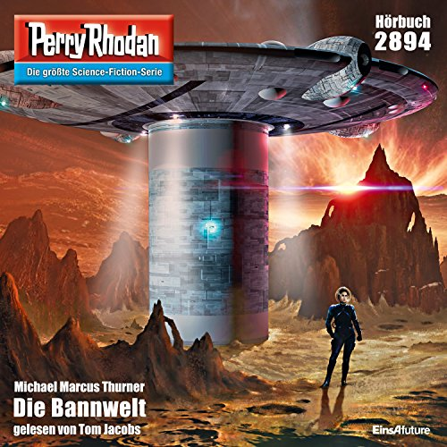 Die Bannwelt audiobook cover art