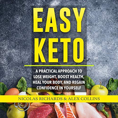 Easy Keto audiobook cover art