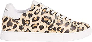 TRUSSARDI JEANS Women's Animal Print Sneakers Multicolor