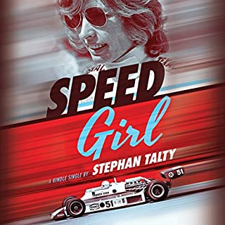 Speed Girl cover art