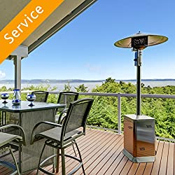 Patio Heater Assembly