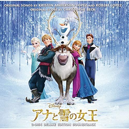 【Amazon.co.jp限定】アナと雪の女王 オリジナル・サウンドトラック -デラックス・エディション-(特典:メガジャケ付)