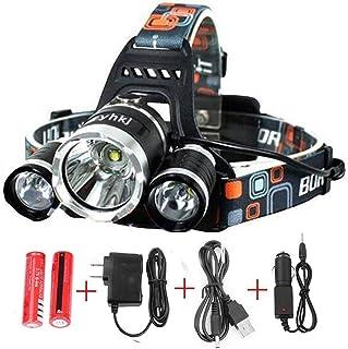 NEWEST LED Headlamp,10000 Lumens Camping Headlamp,Bright...