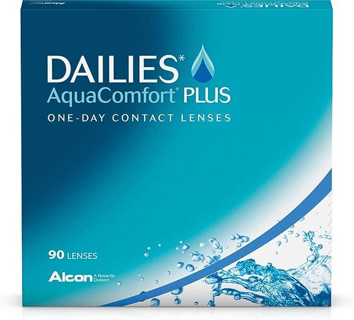 Dailies aqua comfort plus (90), 8.7, -2 - alcon DACP90-2,00